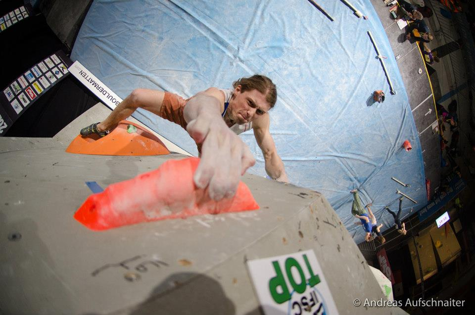 Bouldering World Cup