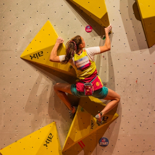 European Youth Bouldering Championships, Slaný, Czech Republic