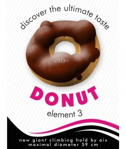 Element 3 Donut PU